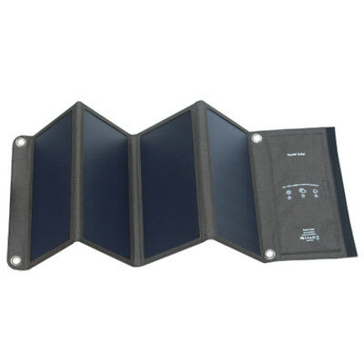 28W 21W 14W 5V Folding Solar Panel Mobile Phone Charger Dual USB Output Portable
