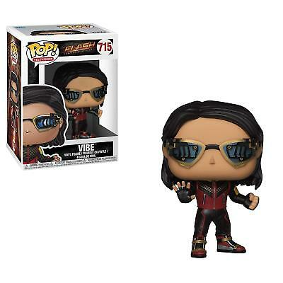 Funko Pop! Television The Flash - Vibe Vinyl Figure In Hand SHIPS FAST!!