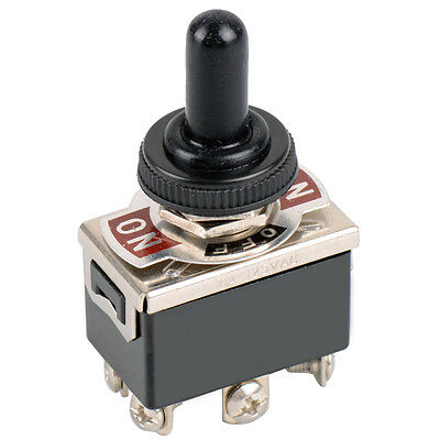 6 Pin DPDT Toggle Switches on/off/on motor reverse Polarity DC Motor Tool UK