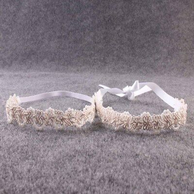 Baby Pearl Flower Headband Girl Hair Accessories Photography Props Fashion