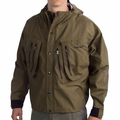 frogg toggs pilot wading jacket  BRAND NEW WITH TAGS  size LARGE