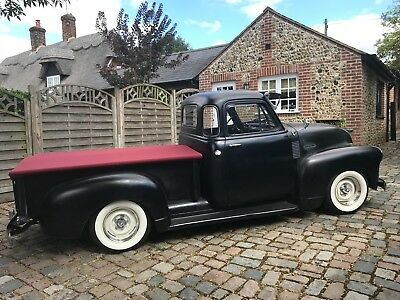 1952 Chevy Truck 3100 stepside