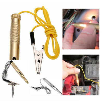 6-12V Car Auto Voltage Circuit Electrical Tester Test Pen Pencil with Probe