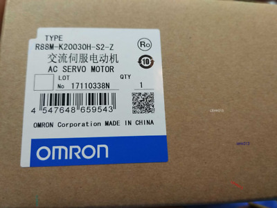 1pcs NEW R88M-K20030H-S2-Z Free DHL or EMS