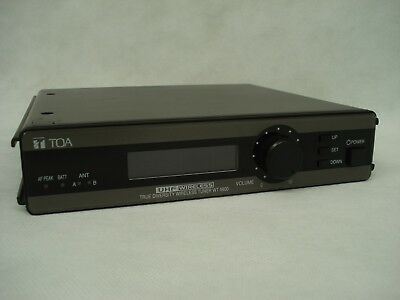 WT-5800 D02UK UHF Wireless Tuner, 64 Selectable Channel Freq (1288)