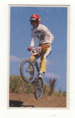 Chedale Cheese Card 1983. BMX
