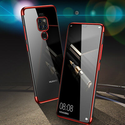 Case For Huawei Mate20 Lite P20 Lite Pro honor 8X P10 Hybrid Shockproof Silicone