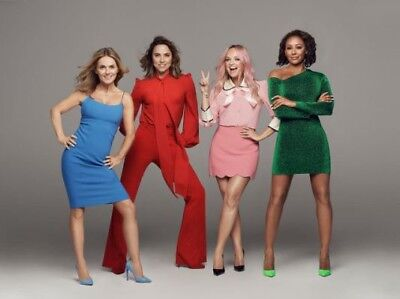2 Spice Girls Standing Tickets Manchester Etihad Wed 29/05/19 - Sold Out Tour!