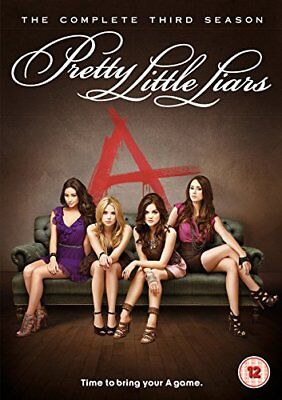 Pretty Little Liars - Season 3 [DVD] [2014] Used Very Good UK Region 2