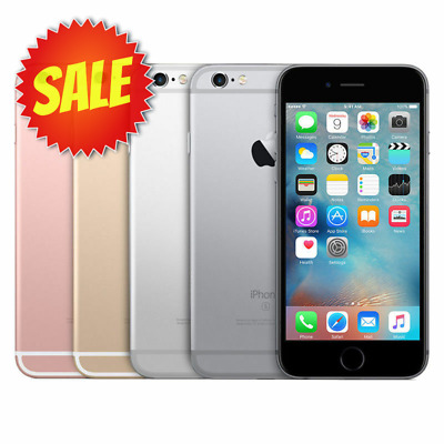 Apple iPhone 6S Plus (Factory Unlocked) Verizon AT&T Sprint Metro T-Mobile GSM