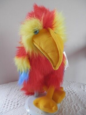 """The Puppet Company  12"""" Squawking  Parrot  Hand Puppet   Preschool/young Childs"""