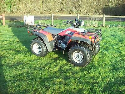 Honda Fourtrac 4x4 Quad