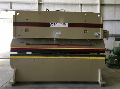 Standard Hydraulic Press Brake 200 Ton Capacity