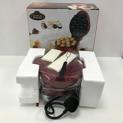 NEW GILES & POSNER Cake Pop Maker For Easy Party Snack  Sweet Treats 421557