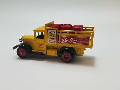 Hartoy Inc Coca Cola Die Cast Metal Toy Vehicles England 13 99