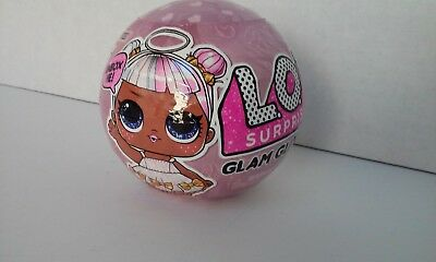 LOL Surprise GLAM GLITTER DOLL Series 7 Surprises Outrageous Littles LOL Ball