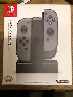 Nintendo switch joy con charger. Licensed By Nintendo. Uk Bought Brand New