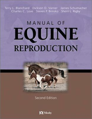 Manual Of Equine Reproduction    by Terry Blanchard