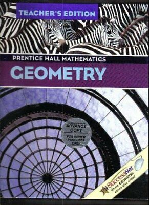 Geometry Teacher's Edition    by Laurie E Bass