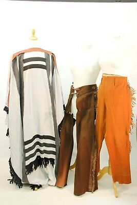 Vintage Theatre Red Indian Costumes