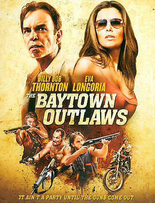 The Baytown Outlaws (Blu-ray Disc, 2013)*<