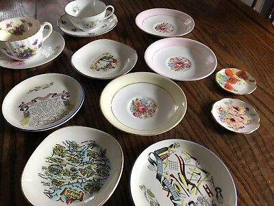 vintage tea cups and saucers lots Made In England