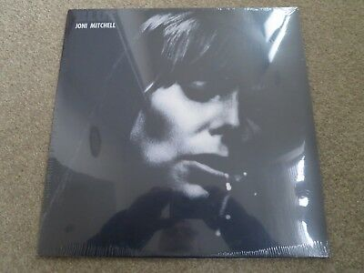 Joni Mitchell - Blue - Vinyl LP - New Sealed