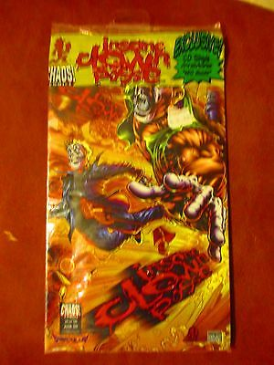 Insane Clown Posse Comic #3 With CD Single