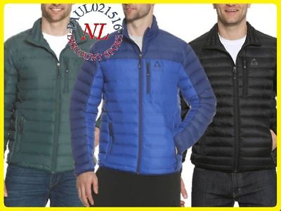 New Gerry Men's Seamless Sweater Down Jacket ~ Various Sizes/ Colors