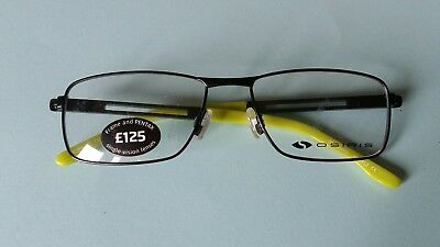 8c6449b2c29 OSIRIS DESIGNER GLASSES frames (B01  black lime green) - New ...