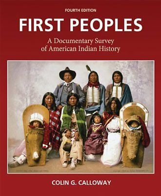 First Peoples    by Colin G Calloway