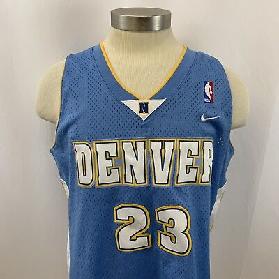 51424b5a3 ... inexpensive greece marcus camby nike throwback denver nuggets rainbow  jersey size xxxl 23ea6 79584 e872f afbb2