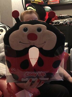 *NEW* Lady Bird Cosy Up Soft Neck Pillow