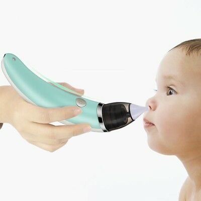 Baby Nasal Aspirator Electric Nose Cleaner Sniffling Equipment for Children