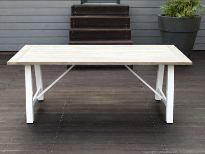 Table de jardin en aluminium OCEAN