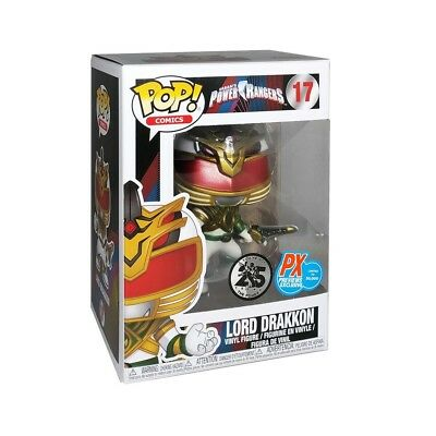 Funko POP! Power Ranger #17 Lord Drakkon PX Previews Exclusive