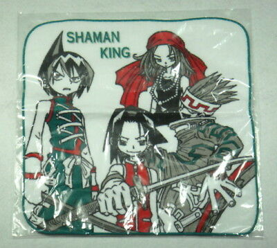 Japanese Anime JUMP FESTA 2000 Shaman King Towel Handkerchief
