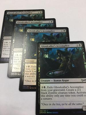 1x FOIL Ghoulcaller's Accomplice ~ MTG Magic UMA Ultimate Masters ~ NM ~ Go Ro