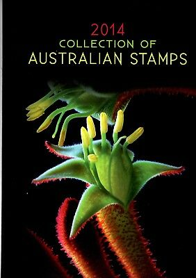 2014 Collection of Australian Stamps- NEW & SEALED