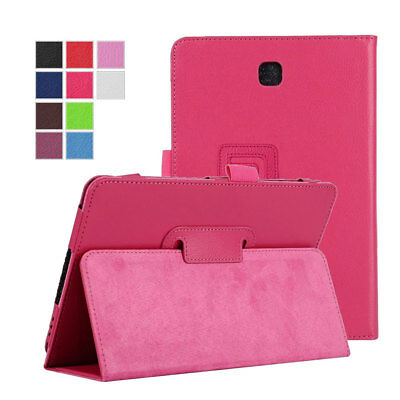 Leather Stand Shockproof Case Cover For Samsung GALAXY Tab A 7, 8, 9.7,10.1 inch