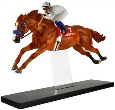 Breyer Traditional Horse Justify RESIN-Limited Edition-NEW FOR 2019 PRE-ORDER