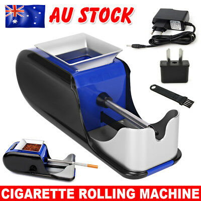 Electric Automatic Cigarette Injector Rolling Machine Tobacco Maker Roller Kit