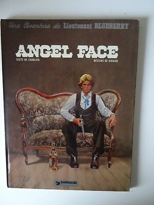 Blueberry T18 Angel face   Giraud/Charlier EO Dargaud  1975