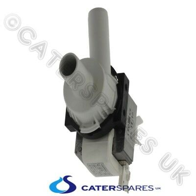 Meiko Dishwasher Drain Pump Motor Suits 0535502 0535509 Ecostar Glasswasher