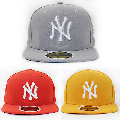 New Era Kids 59FIFTY Hat  NY Yankees MLB Fitted Baseball Cap
