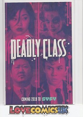 Deadly Class #1 Nycc Photo Variant Image Comics