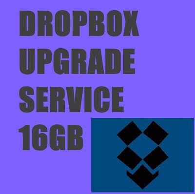 dropbox upgrade space lifetime service +16GB