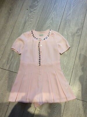 next girls all in one suit age 7 playsuit really pretty