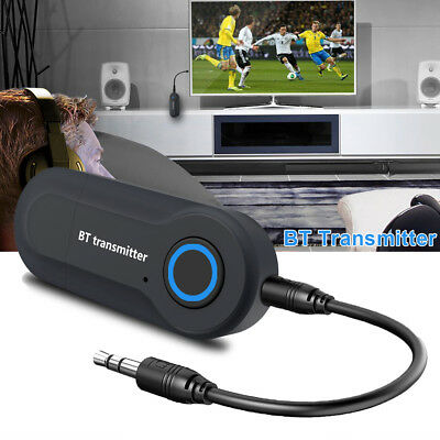 Bluetooth 4.2 A2DP Stereo Audio Adapter Dongle Sender Transmitter For TV Speaker