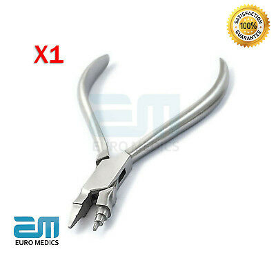 Orthodontic Young Wire Bending Loop Forming Pliers 13cm Dental  Ortho Braces new